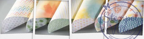 Designerpapier-Farbenwunder