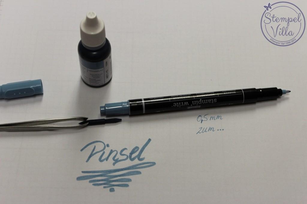 Stampin' Write Marker auffüllen