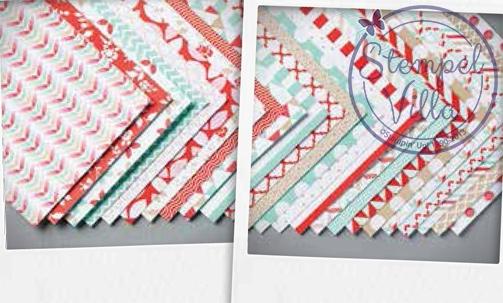 Designerpapier im Block Frisch & farbenfroh