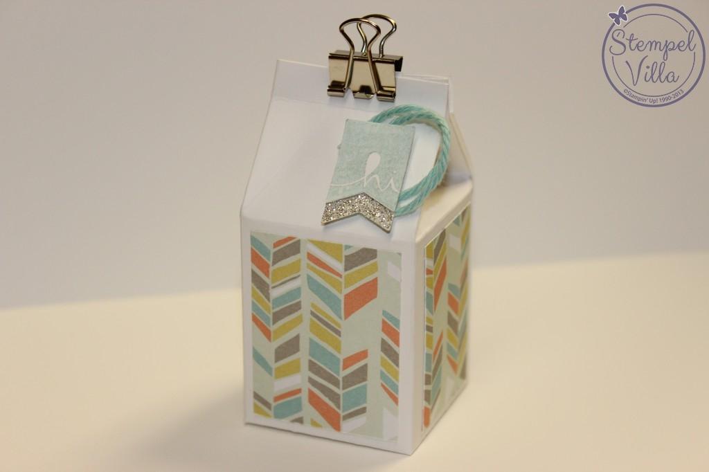 Mini-Milchkarton